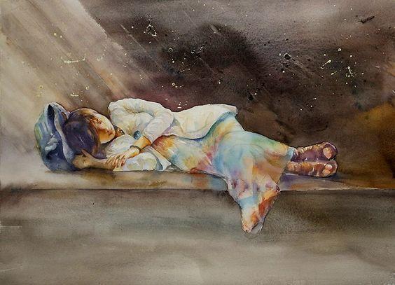 FANK WU Watercolour