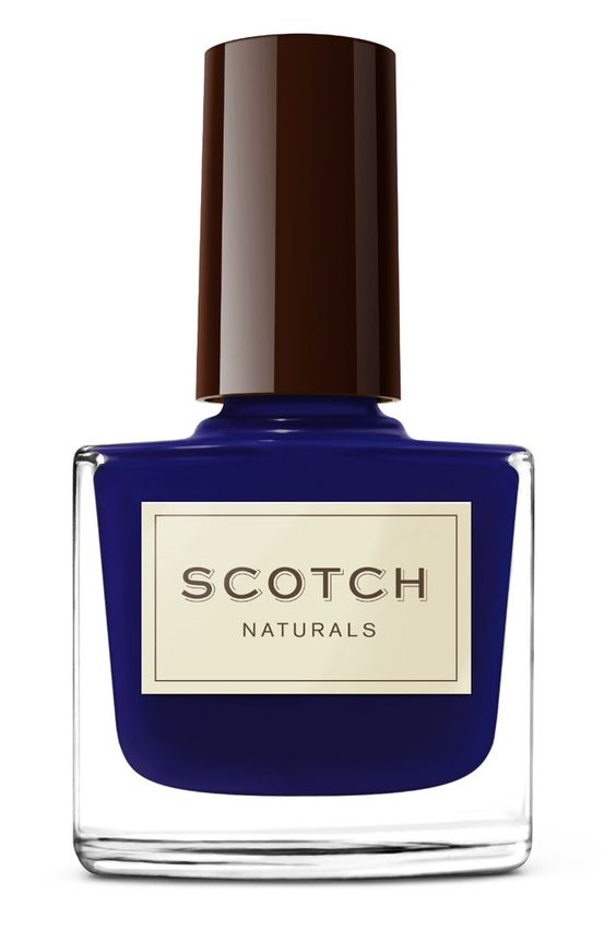 Scotch Naturals in Flying Scotsman. Great 2012 fall nail color