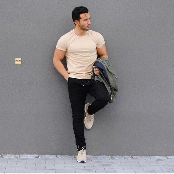 Look esportivo @moda.homem   #modamasculina #modaparahomens #men #mens #menstyle #mensfashion #streetfashion #streetstyle #stylish #style #itboy #menstyle #menswear #fashionformen