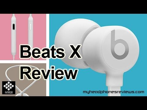 Beats X Headphones Review