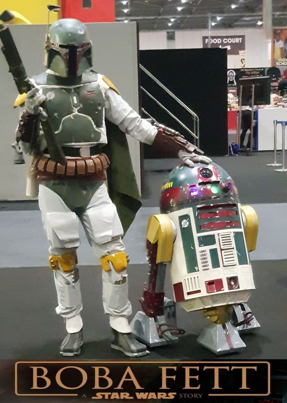 Nick Scurfield inspired full size R/C FETT droid. I have named him..... F3T7