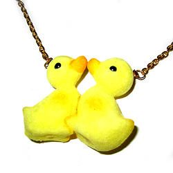 SALE : Little Ducky Necklace