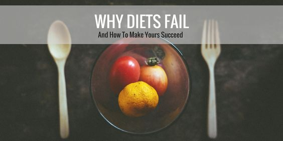 Why Diets Fail (And How To Make Yours Succeed) - Propel Wellness | Maranda Carvell RHN