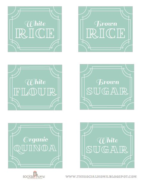 printable #labels