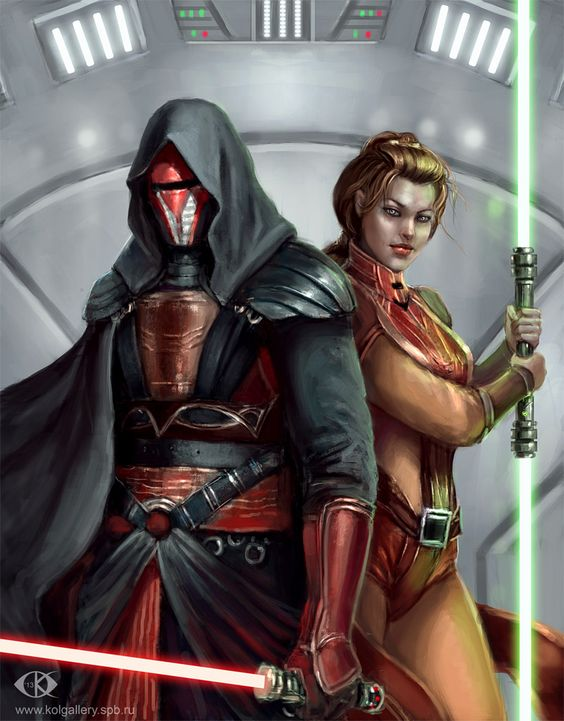 Star wars knights of the old republic porn pics 88