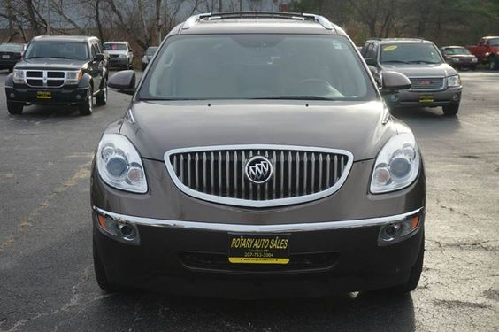 2008 Buick Enclave AWD CXL 4dr SUV In Lewiston ME - Rotary Auto Sales