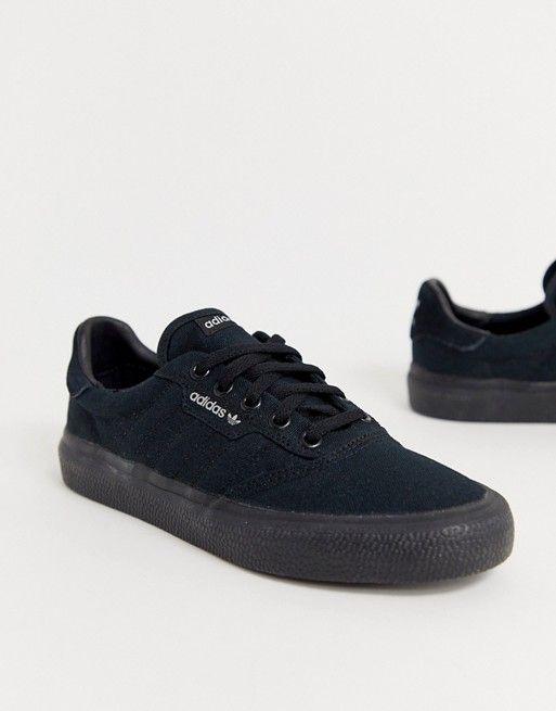 adidas Originals – 3MC – Schwarze Sneaker | ASOS in 2020 ...