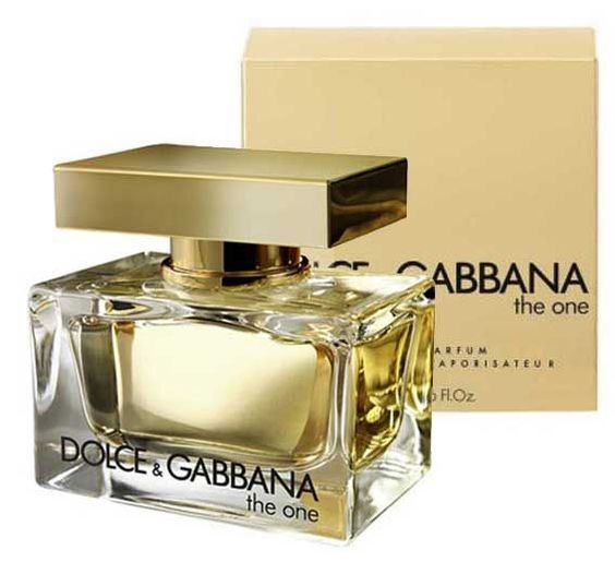 Pefume Dolce The One Feminino Eau de Parfum 75ml - DARA acessórios