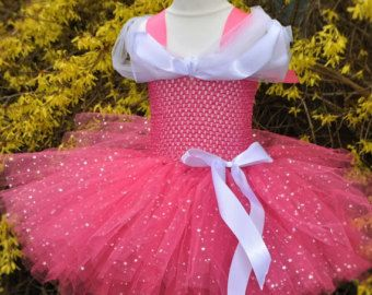Disney Sleeping Beauty Princess Aurora inspired Handmade Tutu Dress - Birthday, Party, Photo Prop, Pageant, Fancy Dress, Halloween - Edit Listing - Etsy