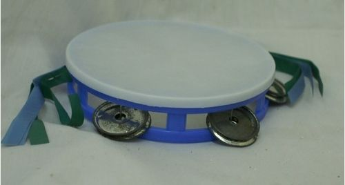 Kids' tambourine. I had one.. or two… or three