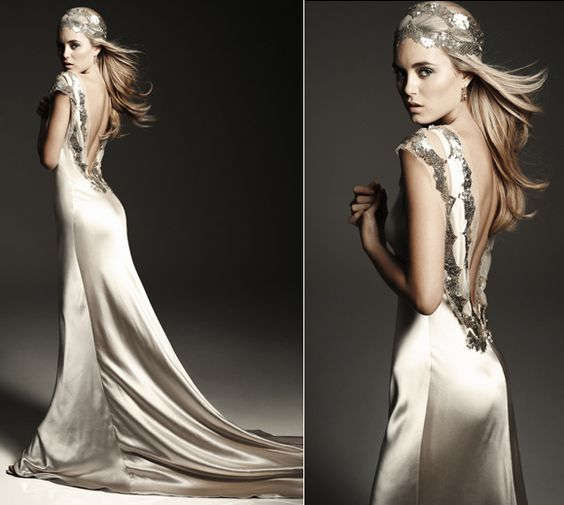 i'm going to make andy have another wedding so I can wear this dress!