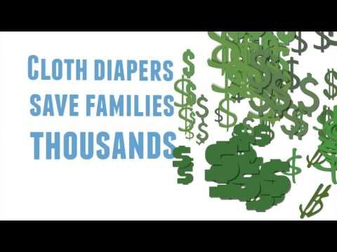 Cloth Diapers- An Answer to Diaper Need: post for the RDA written by Cloth for Everybum founder Stacy Mojica