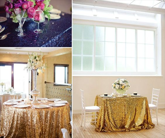 The head Tablecloths and Wedding on Pinterest