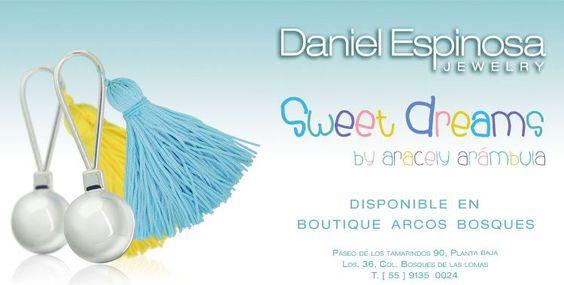 Aracely Arambula en Sweet Dreams de Daniel Espinosa Jewelry en destaca_te.com
