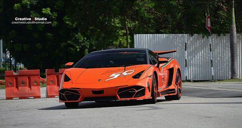 Siêu xe Lamborghini Gallardo độ xấu nhất thế giới - http://xeoto.asia/sieu-xe-lamborghini-gallardo-do-xau-nhat-the-gioi.shtml