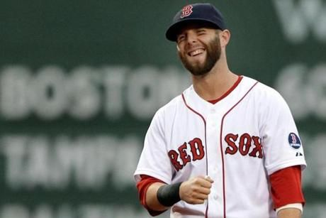 Dustin Pedroia given cortisone injection