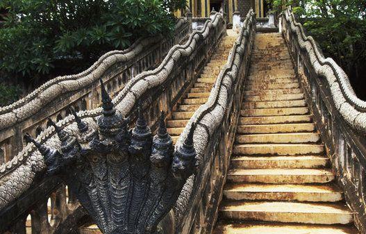 Les 25 plus beaux escaliers de la planète, Bangkok, Thaïlande