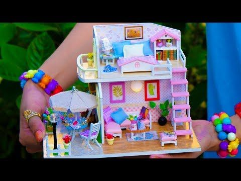 Diy Miniature Hand Sanitizer Youtube Mini Doll House