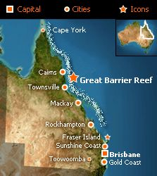 Austrailia, Great Barrier Reef