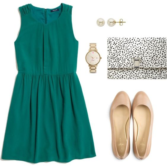 Wedding wedding guest attire emerald green dresses and for Emerald green dress wedding guest