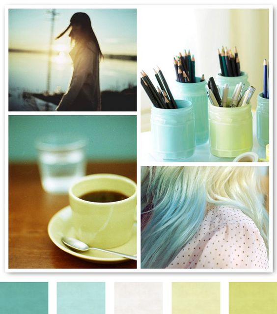 Inspiration Daily: Mint + Light - Home - Creature Comforts - daily inspiration, style, diy projects + freebies
