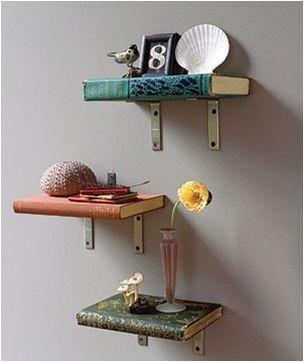 libros estanterias: Yaratıcı Yatak, Books, Diy Crafts, Odası Tasarımları, Something To Be Taken, Ideas Con, Craft Ideas, Bedroom