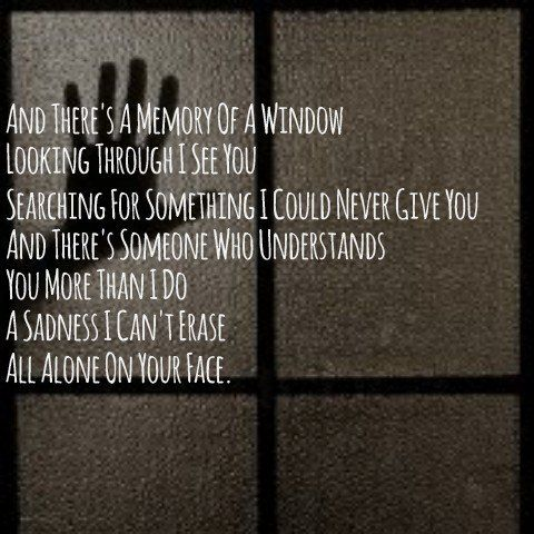 "-- #LyricArt for ""God Of Wine"" by Third Eye Blind"