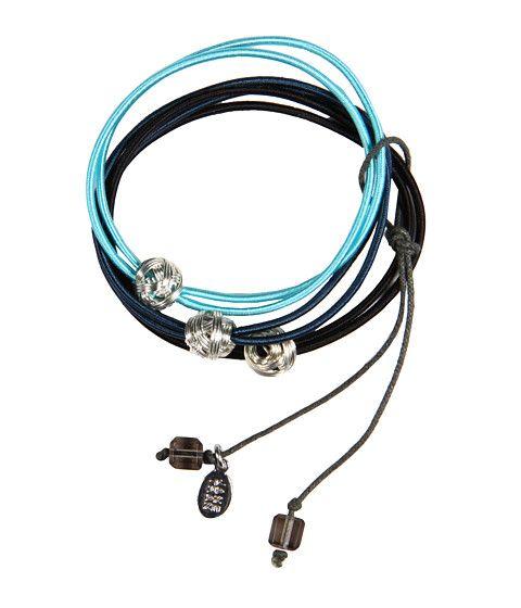 Jane Tran Wire Bead Ponytail Set