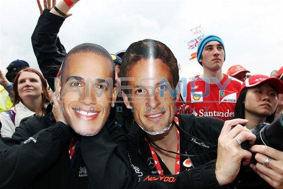 Formula 1 Commentators Channel 10