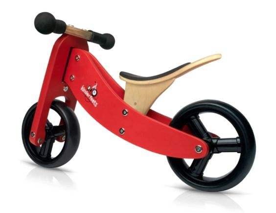 Balance Bike/ Tricycle Red