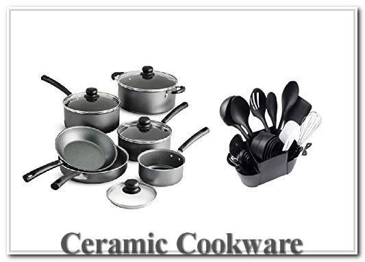 Tramontina Primaware Nonstick Cookware Mainstays In 2020 Kitchen Utensil Set Cookware Set Utensil Set