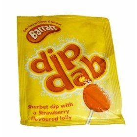 dip dab retro sweets
