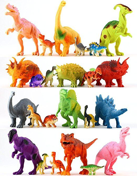 Large Tyrannosaurus Rex Dinosaur Toy Educational Model Birthday Kids Gift
