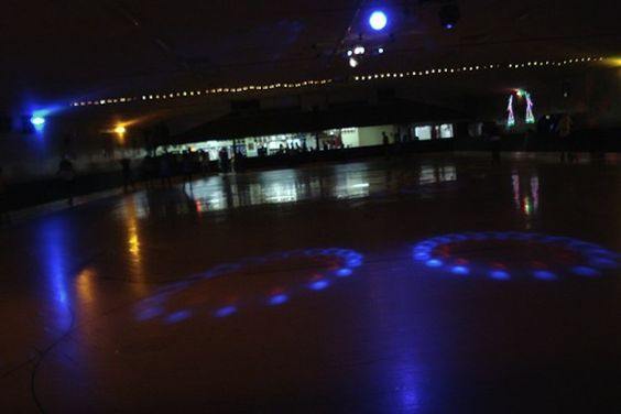 Redwood Roller Rink-disco night-via yelp Kylie L.