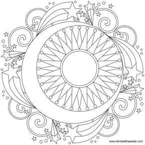 40 Hubsche Mandala Vorlagen Zum Ausdrucken Und Ausmalen Mandala Zum Ausdrucken Kostenlose Ausmalbilder Und Ausmalen