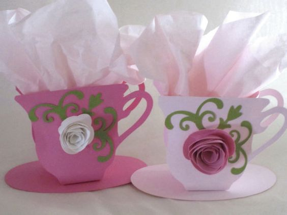 Pinterest the world s catalog of ideas for Teacup party favors