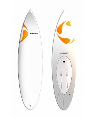 WaveJet Propulsion Surfboard | Gear | Pinterest | Surfboard and ...