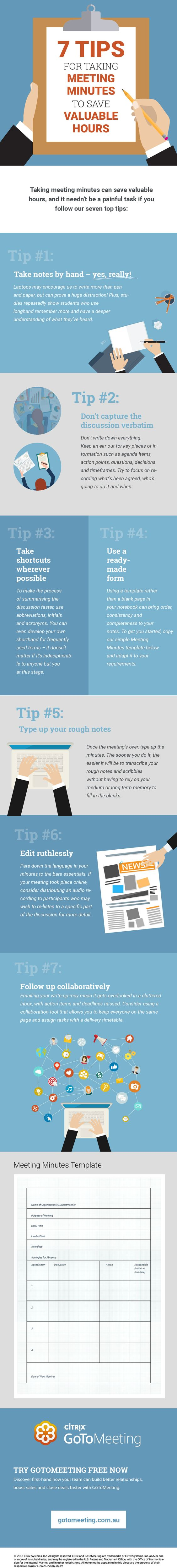 Never taken meeting minutes before? Need to know how now? Check ...