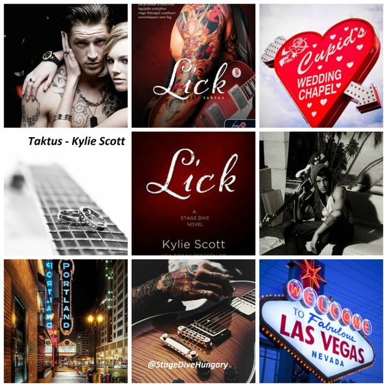 Stage Dive / Kylie Scott - Lick:
