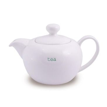 Teapot - 4 Cup (800ml) | Keith Brymer Jones | Contemporary Homeware