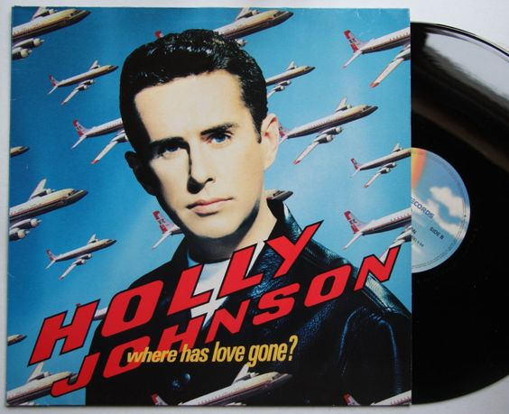 Holly Johnson Where Has Love Gone? Ger 1990 Maxi Frankie Goes To Hollywood   eBay