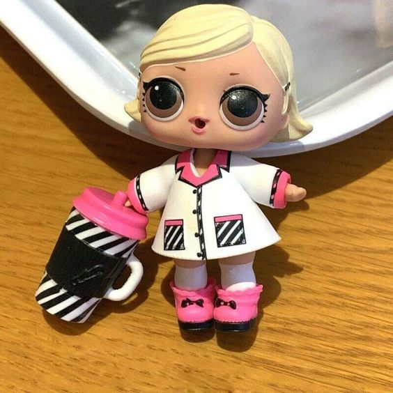 LOL Surprise LiL Sisters L.O.L Fancy OPPOSITES CLUB SERIES 2   doll TOY SDUS1