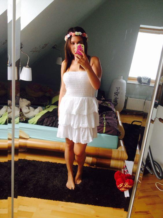 White Dress from Primark