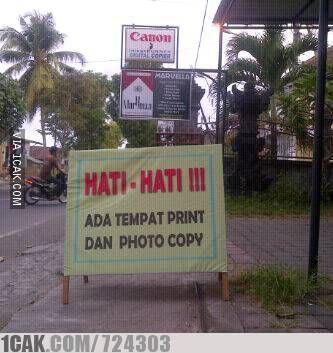 marketing level foto copy
