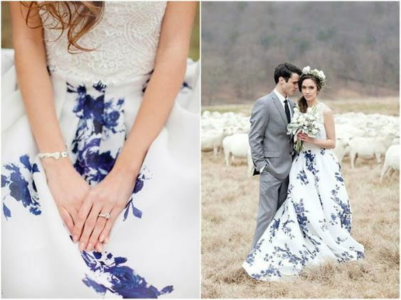 20 Nontraditional wedding dresses for bride | Oddy Stuff: