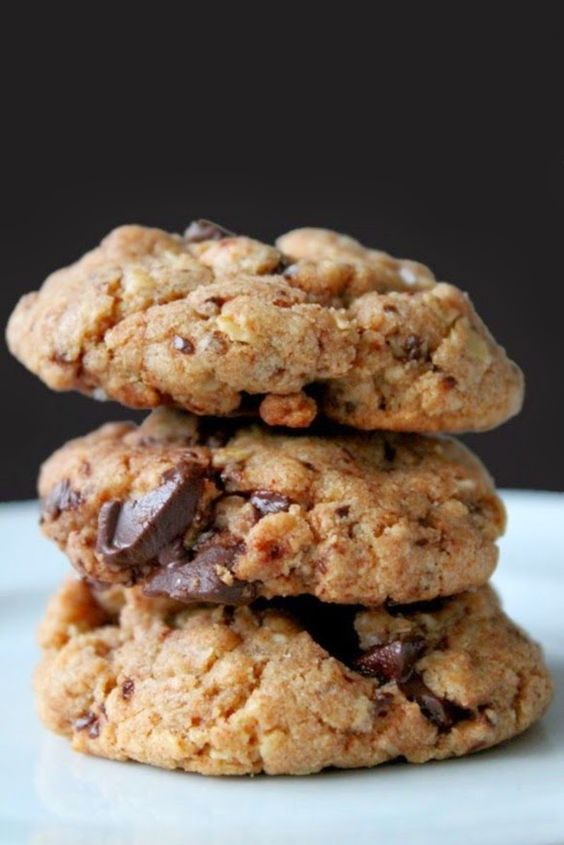 Food File: Brown butter, Chocolate chunks