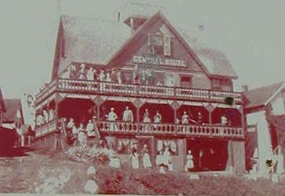 The was the smallpox hospital located in what is now known as Salem Willows. When the need for such a clinic had ended, the land was turned over to the public.