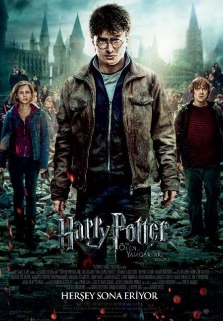 Harry Potter Ve Olum Yadigarlari Bolum 2 Harry Potter And The Deathly Hallows Part Ii 2011 Deathly Hallows Harry Potter Film