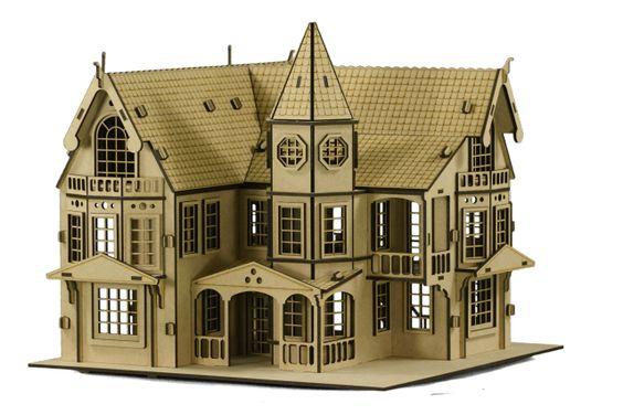 Fantasie huis