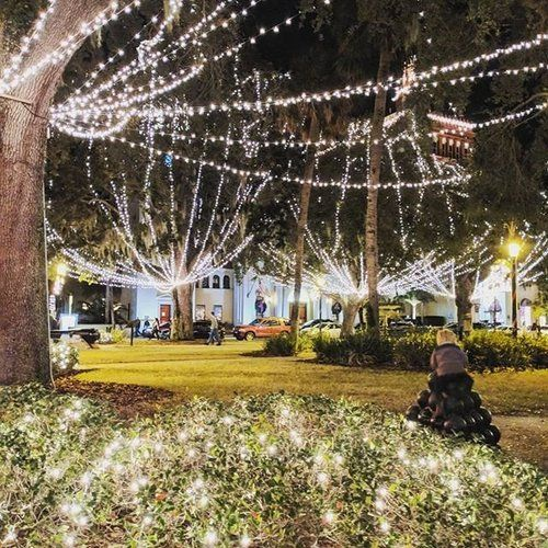 Nights of Lights in St. Augustine, Florida! | Night, St. augustine